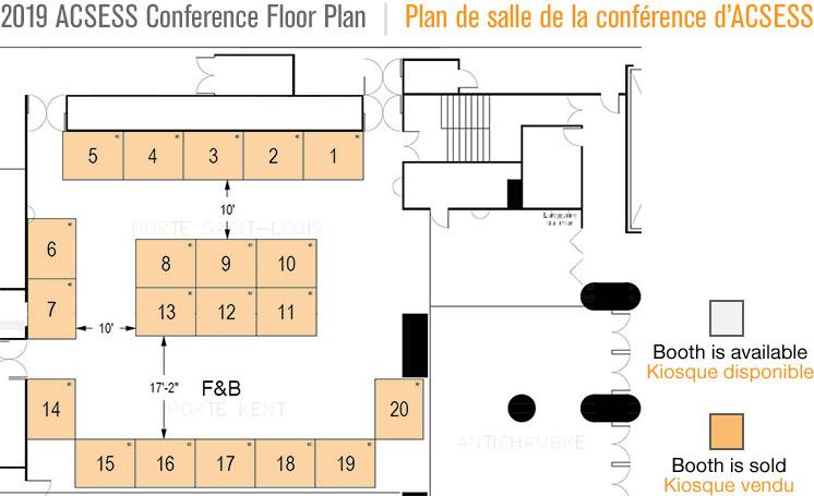 2019 Floor Plan