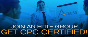 CPC Certification ad and link